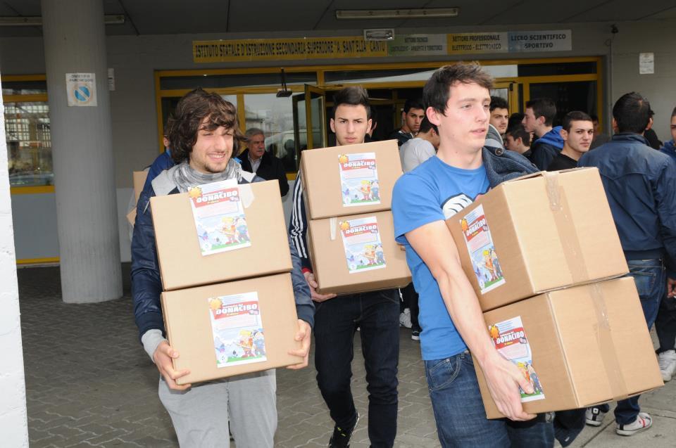 Donacibo | Banco di Solidarietà di Como