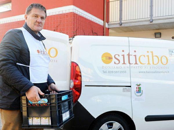 Recupero eccedenze prodotti freschi a Como con Siticibo